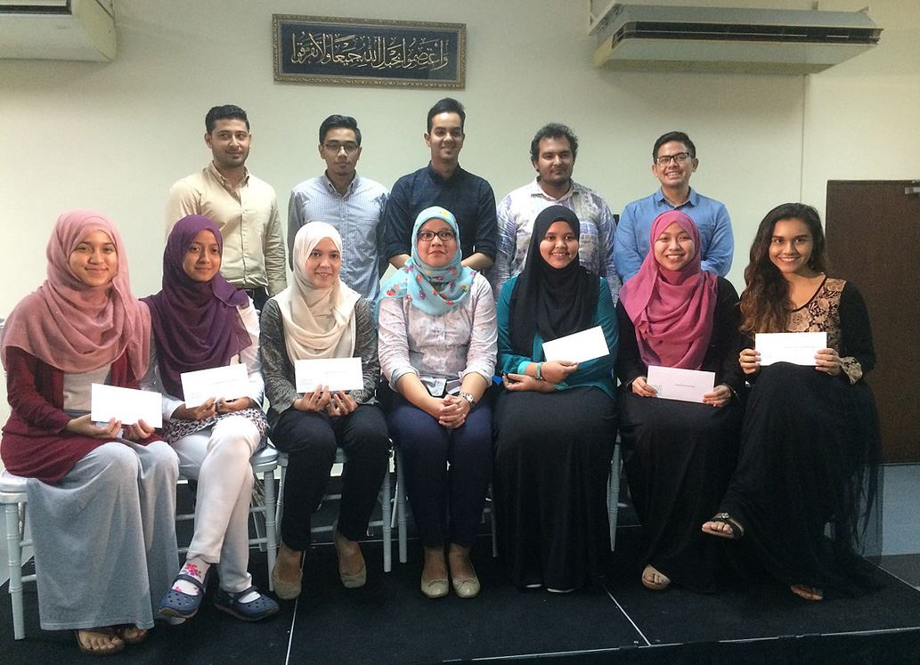 ALWEHDAH Bursary 2015 Awardees